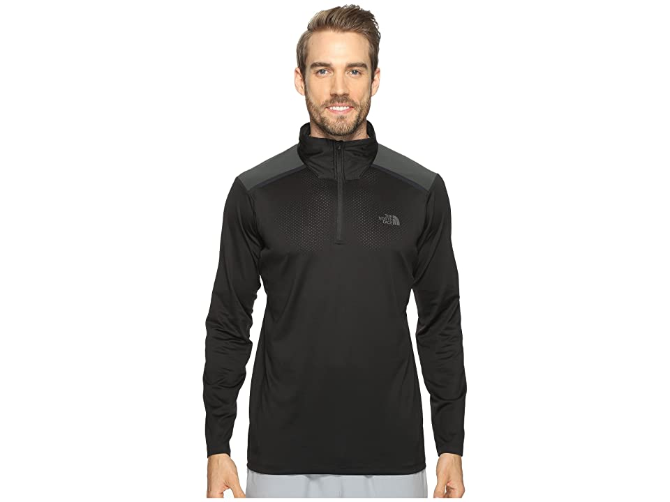 The North Face Kilowatt 1/4 Zip (TNF Black) Men