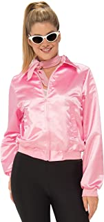 Rubie's Costume Co. Women's Grease, Pink Ladies Costume Jacket