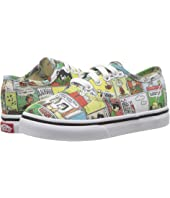 Vans Kids - Authentic x Peanuts (Toddler)