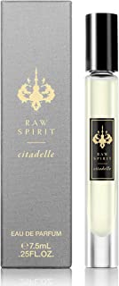 Raw Spirit Citadelle Luxury Eau de Parfum, 0.25 Fl Oz