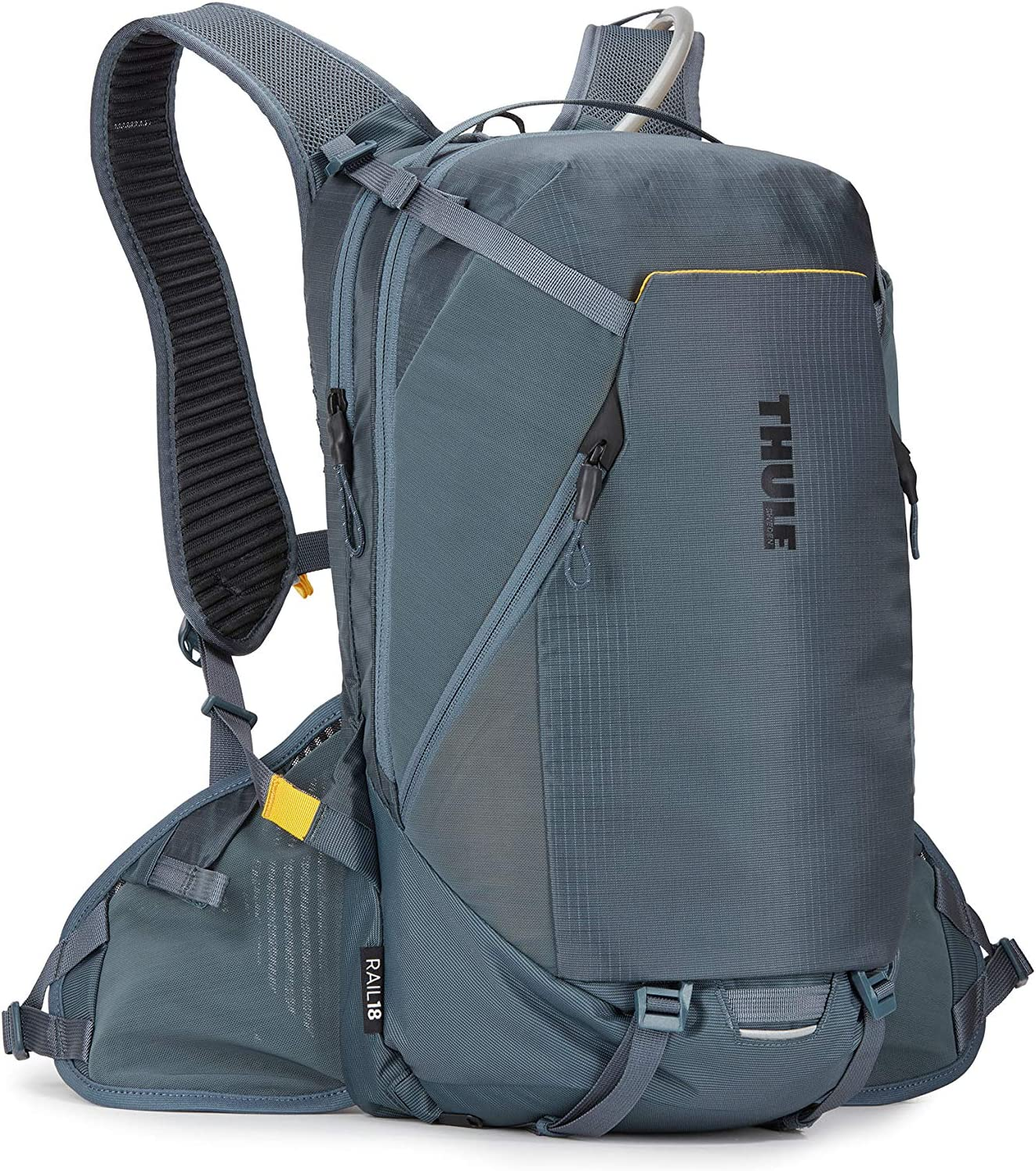 Thule Challenge the lowest price of Japan ☆ Rail Backpack Super-cheap Slate 18L Dark