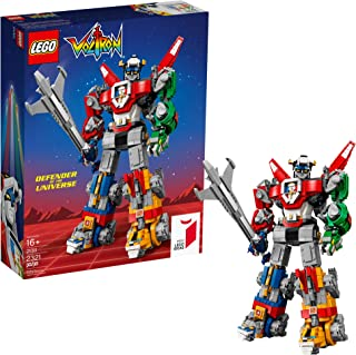 LEGO Ideas Voltron 21311 Building Kit (2321 Pieces)