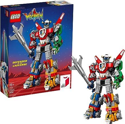 LEGO Ideas Voltron 21311 Building Kit (2321 Pieces)