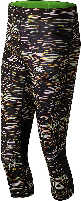 Balance Women's Impact Capri Printed Pants