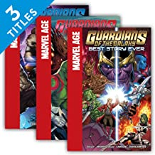 Guardians of the Galaxy: Best Story Ever/ Galaxy's Most Wanted/ Tomorrow's Avengers