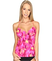 Speedo - Print Tankini Top