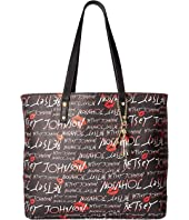 Betsey Johnson - Logo Tote