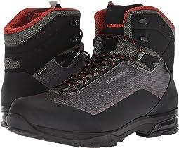 b024296f072 Men s Hiking Black Boots + FREE SHIPPING