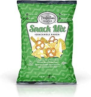 Perfection Snacks Gluten Free Snack Mix (Guacamole Ranch, 7oz / 3ct)