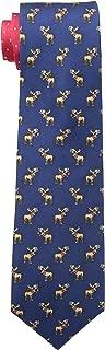 Men's Moose Print Tie