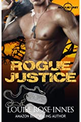 Rogue Justice: A British Special Ops Military Romance (SAS Rogue Unit Book 2) Kindle Edition