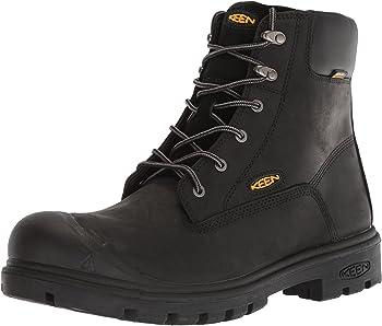 KEEN Utility Men's Baltimore 6'' Waterproof Industrial Boots