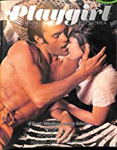 PLAYGIRL, THE MAGAZINE.    June 1974 FOLD OUT Christopher George in the CENTERFOLD; Male Sex Surrogate