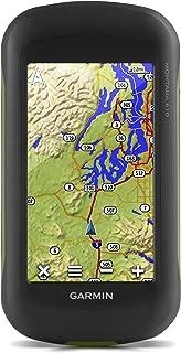 Garmin - Montana 610 - GPS portable multi-activités (Randonnée, Auto, Moto, Quad et Marine) - Grand écran tactile 4''