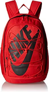 Hayward 2.0 Backpack, Nike Backpack for Women and Men with Polyester Shell & Adjustable Straps, University Red/University Red