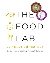 The Food Lab: Better Home Cooking Through Science PDF