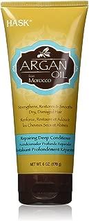 Hask Argan Oil Repairing Deep Conditioner 6 Oz