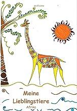 Meine Lieblingstiere: Afrika (German Edition)