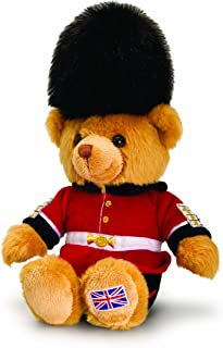 Keel Toys 19cm Guardsman Hug Me Bear
