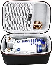 LTGEM EVA Hard Case for Sphero R2-D2 App-Enabled Droid - Travel Protective Carrying Storage Bag