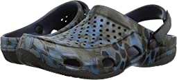 Swiftwater Kryptek Neptune Deck Clog