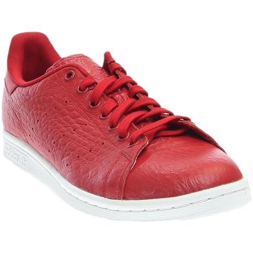 best cheap 91a49 cbe73 adidas Originals Men s Stan Smith Vulc Running Shoe