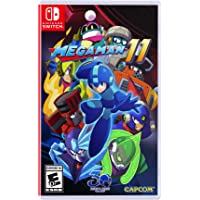 Deals on Mega Man 11 Nintendo Switch