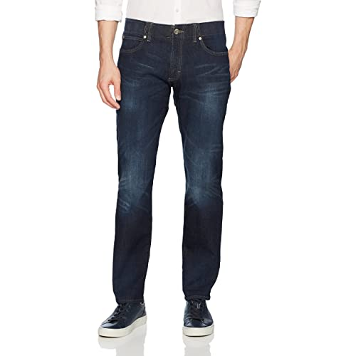 c79ebd98 Lee Men's Modern Series Extreme Motion Straight Fit Tapered Leg Jean