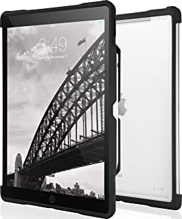 STM Dux Shell Sleek Case for Apple iPad Pro 12.9, 2017 and Generation 2015 - Black (stm-222-163L-01)