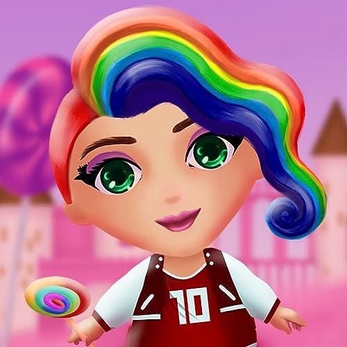 Süße Puppen - Ankleidespiele für Mädchen