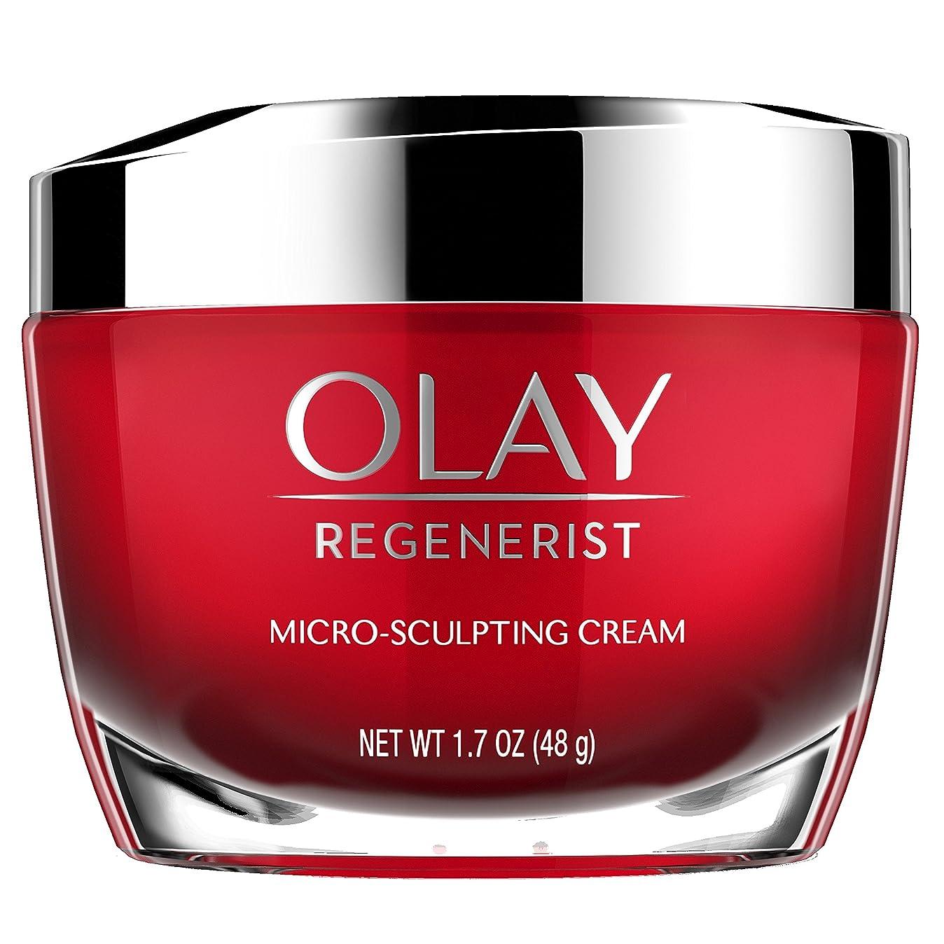 抜け目がないジョグディスコOlay Regenerist Micro-Sculpting Cream 1.7 Oz by Olay