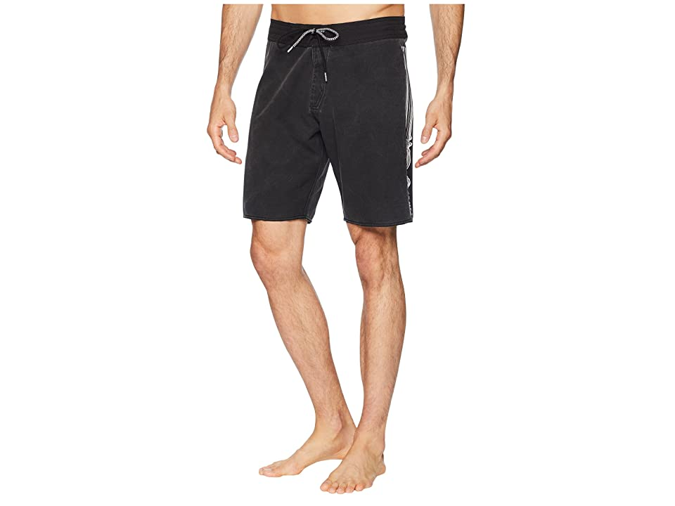 Volcom Side FI Stoney 19 Boardshorts (Black) Men