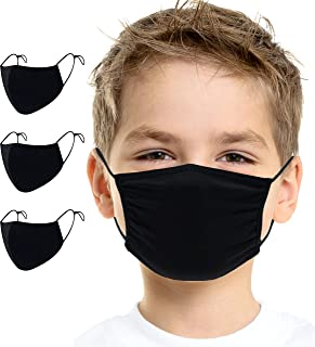 Face Bandana Cotton with Adjustable Straps For Children Kids