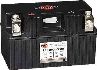 Shorai LFX Lithium Battery 19AH, 12V, EQ, ldquo,A&rdquo, 4 LFX19A4-BS12