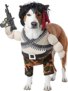 rambo costume for dogs