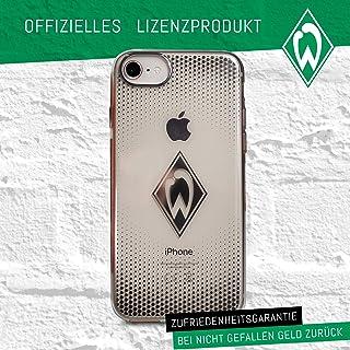 Werder Bremen - iPhone 8、iPhone 7およびiPhone 6ごとのカバーLibero