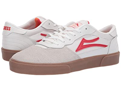 Lakai Cambridge x EPMD (White Suede) Men