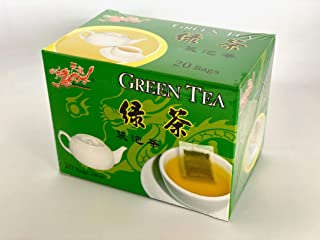 Heaven Dragon Green Tea, 1 box of 20 Tea Bags