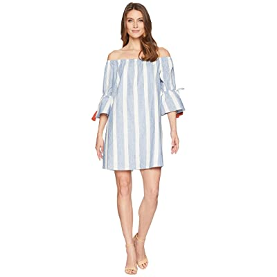 CATHERINE Catherine Malandrino Randee Dress (Blue/White) Women