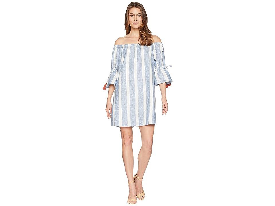 CATHERINE Catherine Malandrino Randee Dress (Blue/White) Women