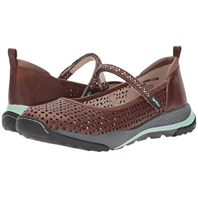 Jambu Bailey MJ (Antique Brown Full Grain Leather) Women