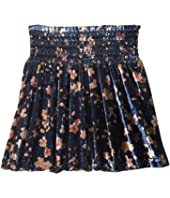 Velvet Pixie Skirt (Toddler/Little Kids/Big Kids)