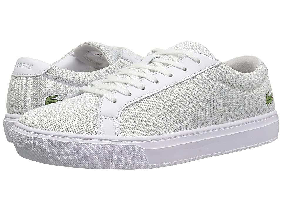 Lacoste L.12.12 Lightweight 118 1 (White/Light Grey) Men