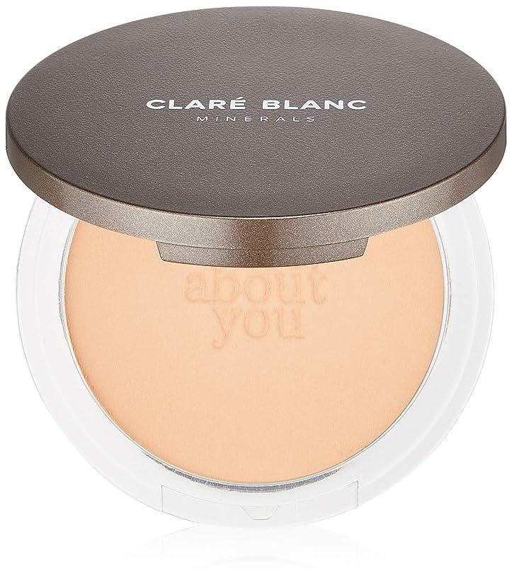貴重な機構油CLARE BLANC(クラレブラン) ドリームプレストミネラルファンデ WARM520