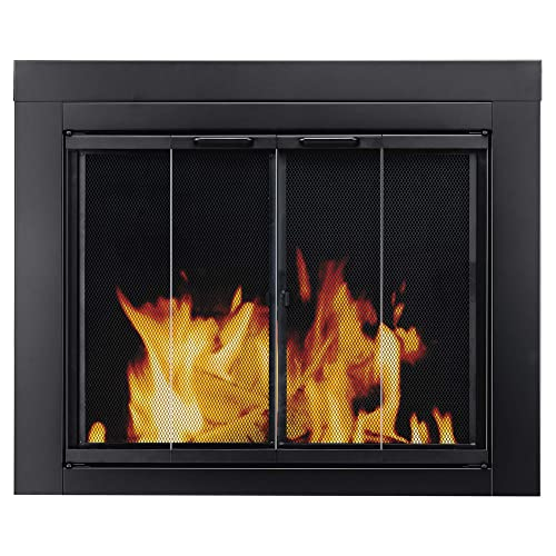 Fireplace Glass Doors Amazon