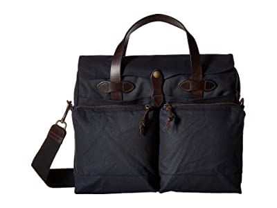 Filson 24 Hour Tin Briefcase (Navy) Briefcase Bags