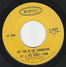 45vinylrecord Hot Fun In The Summertime/Fun (7