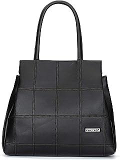 Fristo Women's Alia Handbag (FRBN-016)(Black)