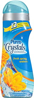 Purex Crystals In-Wash Fragrance Booster, Fresh Spring Waters, 18 Ounce