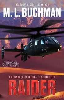 Raider: a political technothriller (Miranda Chase Book 5)